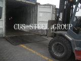 Гальванизированное плакирование стены металла/гофрировало стальную плиту толя