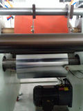Calefacción caliente máquina que lamina de 2 capas