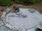 Máquina de trituración / corte de piedra hidráulica para pavimentadoras de granito / mármol (P90)