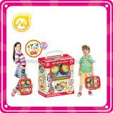 Смешная игрушка чемодана ребенка блока игрушки блока