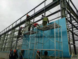 Estructura de acero de la estructura de acero del calibrador ligero para el almacén Taller del cobertizo