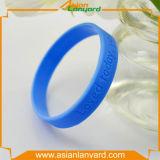Wristband personalizado do adulto & do silicone das crianças