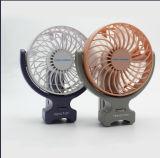 Ventilador Foldable e recarregável Esign do punho novo de 2017 mini/ventilador elétrico portátil