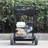 Bison (China) OEM Factory BS170A 150bar 2200psi Handy Gasoline High-Pressure Washer Cleaner para uso doméstico