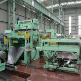 Riga spessa del macchinario della taglierina della bobina dell'acciaio inossidabile del piatto