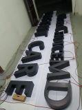 Lettres professionnelles d'éclairage, signe imperméable à l'eau de cadre léger de lettre de l'acrylique DEL de certificat extérieur de la CE 3D