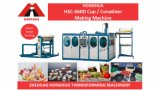 Máquina plástica de Hsc-660d Thermoforming