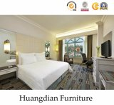 木のシンプルな設計のアパートの寝室の家具(HD611)