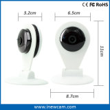 Cámara video elegante del IP de la vigilancia para la alarma del hogar y del asunto