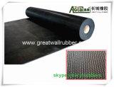 Fabrik-Großverkauf-Gummifußboden, Gleitschutzgummimatte/Gummiblatt