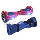 OEM 도매가 6.5 인치 2 바퀴 스쿠터 Bluetooth와 LED 빛을%s 가진 전기 스케이트보드 모터 스쿠터 망설임 널