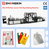 Aboutissant les sacs de main non tissés faisant la machine pour évaluer (ZXL-B700)