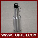 旅行携帯用水差し400mlのアルミニウムビール瓶