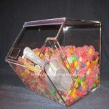 Vitrine van het Suikergoed van de douane de Acryl