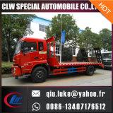 Flachbettwiederanlauf-Transport-Schleppseil-LKW der straßen-15tons