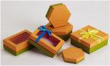 Rectángulo de empaquetado del precio de la buena calidad del regalo barato de la Navidad