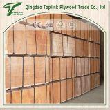 Pappel-Furnierholz für modulare Verschalung
