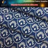 بوليستر [سترتش فبريك] طباعة زهرة استوائيّ لأنّ قميص/سروال ([يه2131])