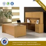 メラミンオフィスのFurntirue CEOの主任の管理の支配人室の机(NS-NW176)