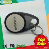 ABS TK4100 RFID Keytag van de Druk 125kHz van het embleem voor Toegangsbeheer
