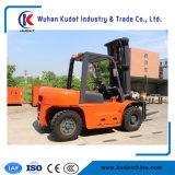 Грузоподъемник Cpcd60 Китая Kudat 6 тонн с CE