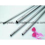 Profil en aluminium rond de tube de pipe en aluminium employée couramment