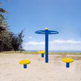 Equipo gimnástico al aire libre del diseño de la tarjeta agradable del Sit-up