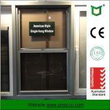 O padrão australiano As2047 de alumínio escolhe o vidro vertical pendurado Windows deslizante do indicador