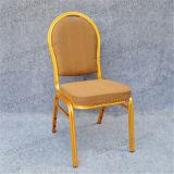 アフリカの市場Yc-Zl13-06-03のアルミニウム普及した卸し売りレストランの椅子