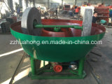 China, la molienda húmeda Molino Pan / Runner Molino / Doble Rueda de Oro Máquina Dressing