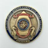 Kundenspezifische Ansammlungs-Münzen, antike Bronzemünzen