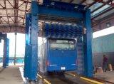 De automatische Wasmachine van de Bus aan het Centrum van de Was van de Vrachtwagen van Nigeria