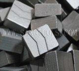 온갖 대리석, 화강암, 인공 돌을%s 적당한 다이아몬드 세그먼트 (자연적인 돌)