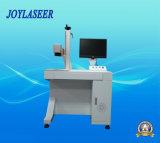 Máquina de la marca del laser de la fibra para la eliminación superficial de la pintura