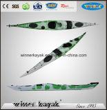 5.02 Mtr un asiento de plástico Kayak / K1 carreras de kayak