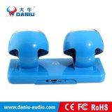 Haut-parleur stéréo multifonctionnel de Bluetooth de 016 nouveaux produits avec le côté de pouvoir