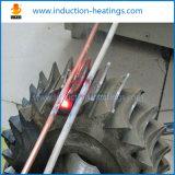 Máquina que cubre con bronce de la soldadura de la calefacción de inducción para la fresa