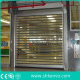 Puertas de arriba de la persiana enrrollable del metal de la aleación de aluminio del alto rendimiento