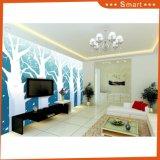 ホーム装飾の油絵のための良質の簡単な木の景色様式