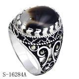 [هوتسل] جديدة تصميم مجوهرات حلقة فضة 925