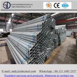 Окунутый горячий гальванизировано вокруг стальных пробок/труб для строительного материала