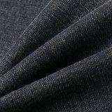 Tessuto viscoso spazzolato del denim dello Spandex del poliestere del cotone per i jeans degli uomini