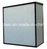 Aire que maneja el filtro H11 del filtro de aire de la unidad HEPA