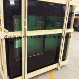 Huanghaiバスのための緩和された側面のスライディングウインドウガラス