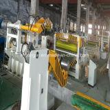 Máquina que raja vertical de la bobina de acero