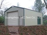 Barraca controlada do armazém do famoso do armazenamento da estrutura de Clearspan do clima para Soltution industrial