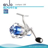 Filatura selezionata del pescatore la nuova/ha riparato l'attrezzatura di pesca della bobina della bobina (PRO 100 storti)