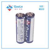 batterie de zinc du carbone 1.5V en emballage de mode (18h 3 d'aa R)