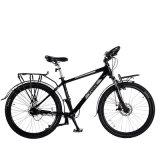 A venda por atacado Bicycles a movimentação de eixo de 26 polegadas que excursiona as bicicletas 7-Speed interno sem correntes para o presente temático de Bicycel do preço elevado do desengate