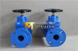 Pn25 válvula de porta de borracha Ductile do ferro Ggg50 (Z41X-10/16/25)